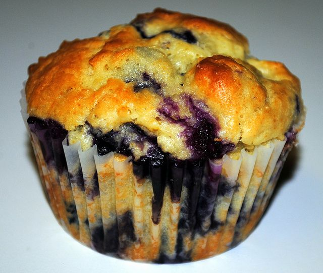 Perfect Blueberry Muffins | July | Blueberry Month! | Pinterest