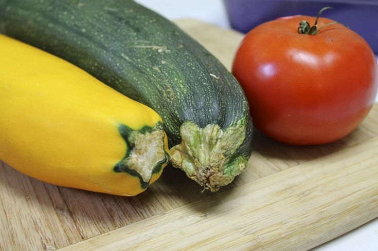 Parmesan Roasted Squash & Tomatoes | Vegetable dishes | Pinterest