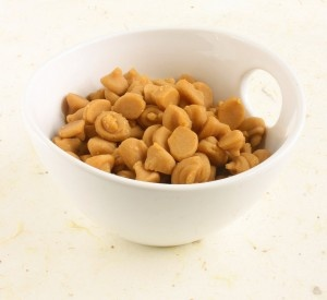 Homemade Peanut ButterChips