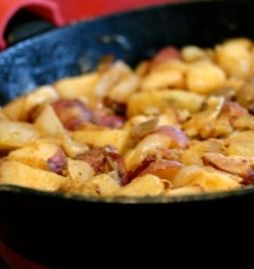 Lots of dutch oven recipes on this site.
