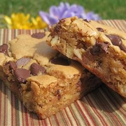 Blonde Brownies I, photo by LYNNINMA | Recipes | Pinterest