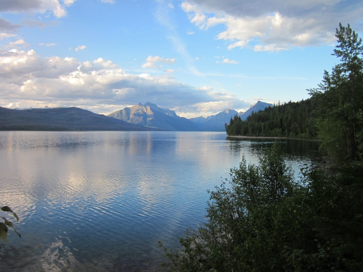 Glacier National Park - A great place to hike!