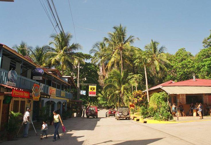 how to travel to montezuma costa rica