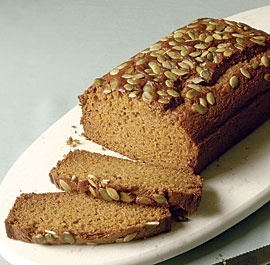 Olive Oil Pumpkin Bread | breads & rolls | Pinterest