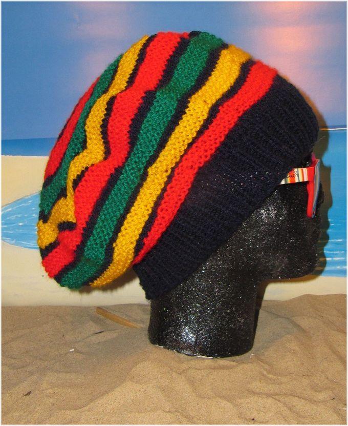 Jamaican Rasta Hat Crochet Pattern Crochet Fashion/Baby ...