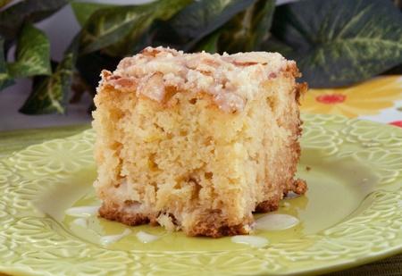 Pineapple Breakfast Cake Recipe — Dishmaps