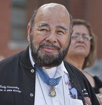 December 21, Rodolfo P. Hernandez, American soldier and Medal of Honor ...