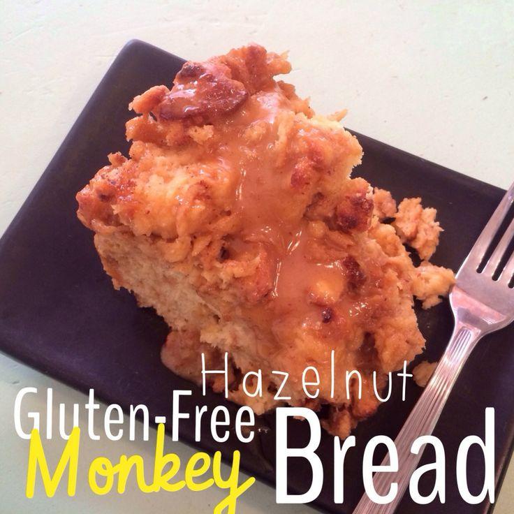 Gluten Free Hazelnut Monkey Bread | Gluten Free Frenzy