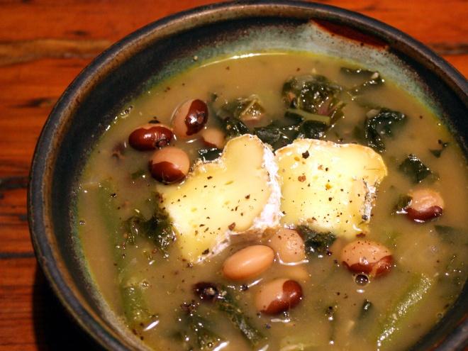 Calypso Bean Minestrone | Food - yummy, yummy food! | Pinterest