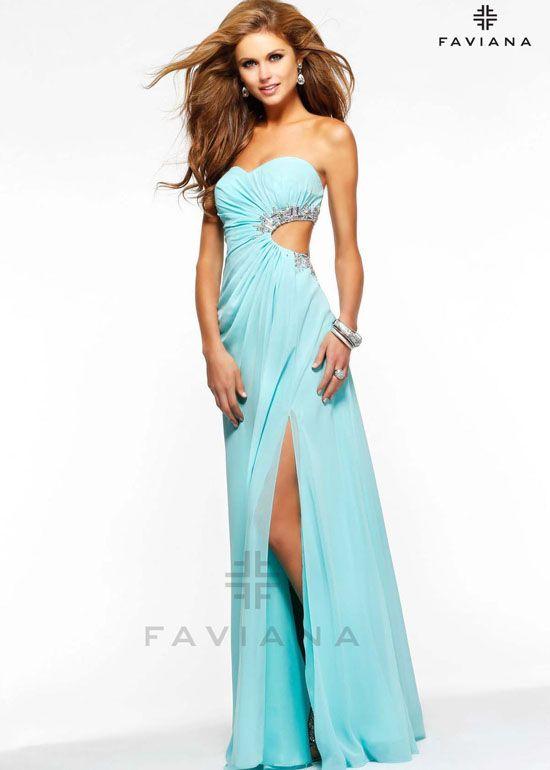 Seafoam Green Maxi Dress - Gallery Fashion