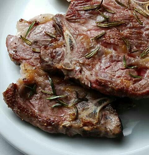 Pan Grilled Lamb Shoulder Chops Dr Oz Approved Menu