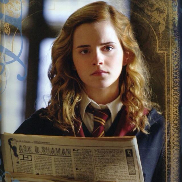hirthick roshan krish movie hair style : Hermione Granger Harry Potter Pinterest