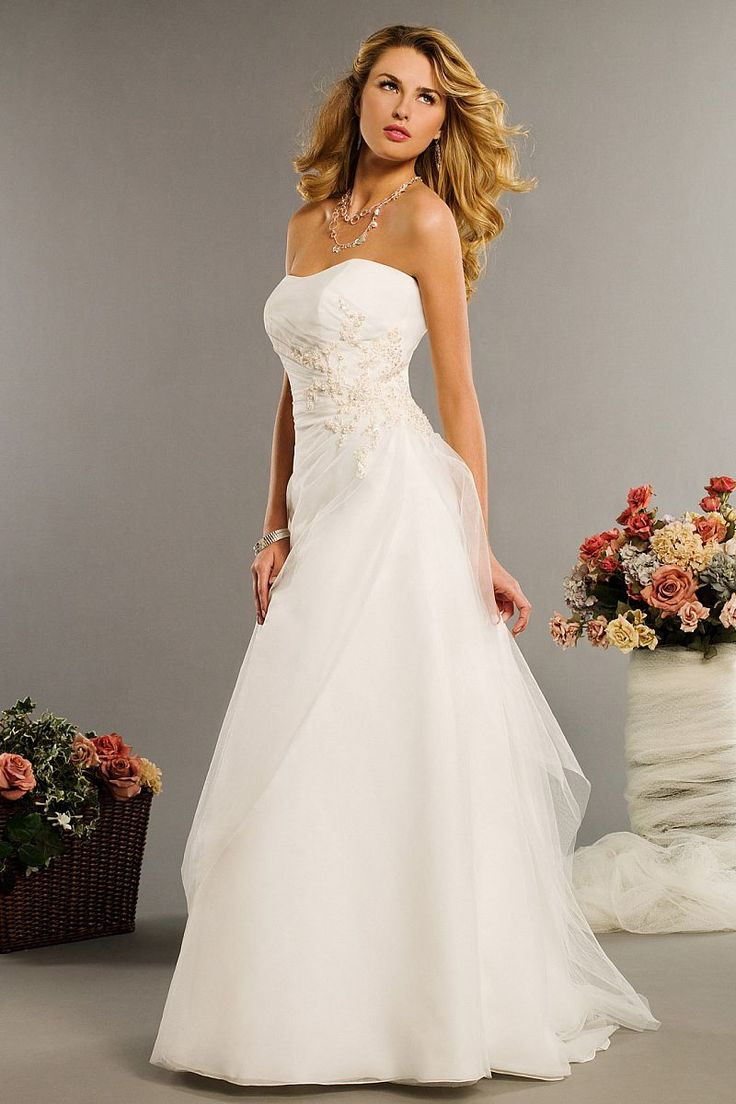 Nice dress coolest imaginary future wedding ever pinterest for Nice wedding dresses pictures