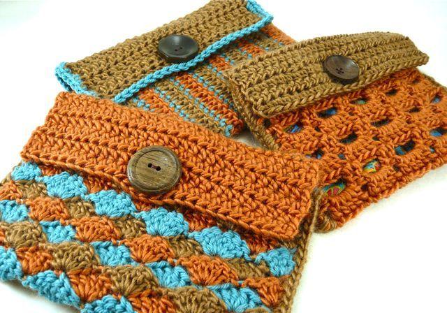 Crochet Little Bag : Crocheted Bags