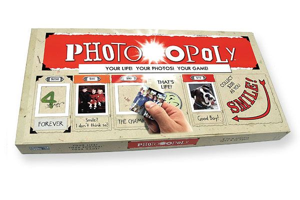 The Game of Photo-opoly