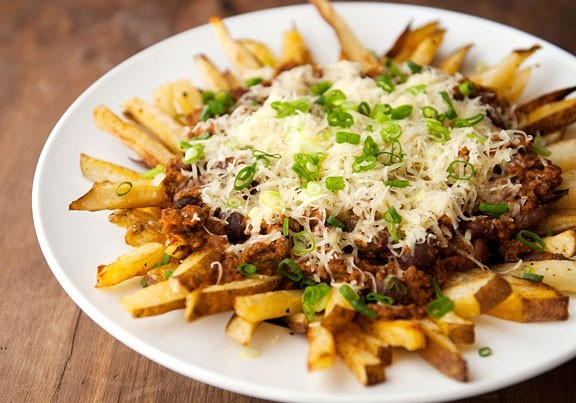 Chili Cheese Fries | Cooking | Pinterest