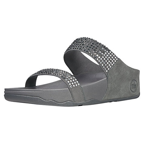 fitflop flare pewter