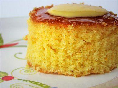 French Yogurt Cake with Marmalade Glaze | Keep It Sweet | Pinterest