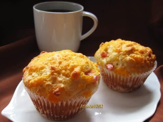 Bisquick Ham & Cheese Muffins | Recipe