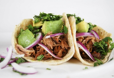 Achiote Roasted Pork Tacos | Sandwiches: The Best Thing Since Sliced ...