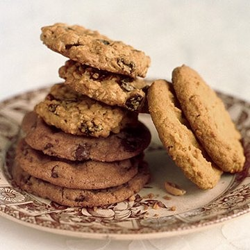 developed this chocolate-chip-cookie recipe for her mother, Martha ...