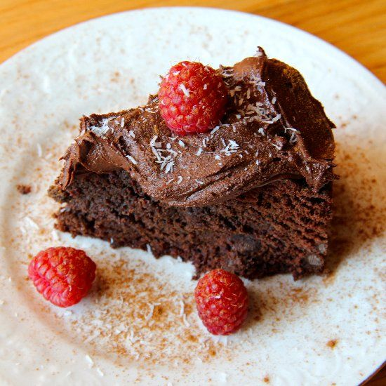 Moist Chocolate Cake with beets | Let Me Eat Cake | Pinterest
