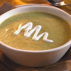 Cream of Fresh Asparagus Soup II Recipe | Yummy Dinner | Pinterest