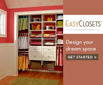 How To Turn A Spare Room Into A Walk In Closet