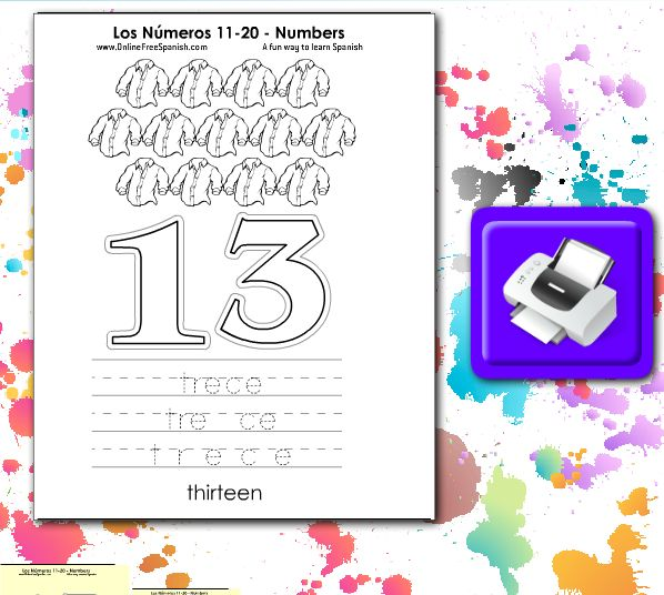 coloring pages with numbers printables download