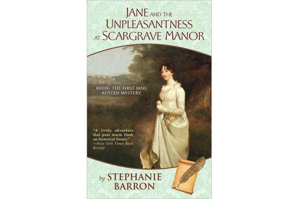 Reader recommendation: Jane and the Unpleasantness at Scargrave Manor