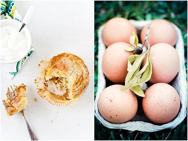 Mum's Tupp Apple Cake (Apple Cardamom Cake)
