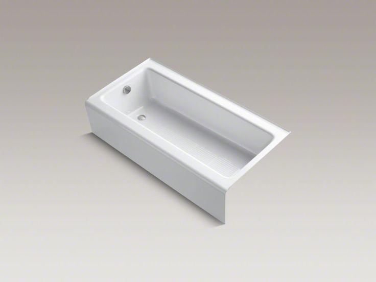 kohler bellwether tub for guest bath bath plumbing