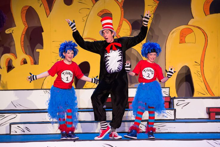 Cat In The Hat Rent Costumes