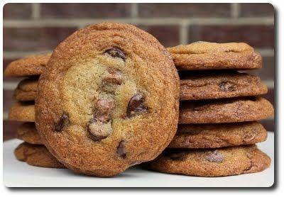 Chocolate Chunk Cookies | Recipes - Cookies | Pinterest