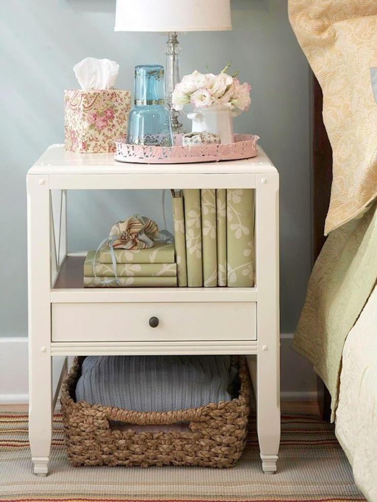 simple side table bedroom furniture