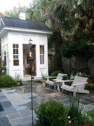 Small Pool House For Outdoor Bathroom Backyard Buildings