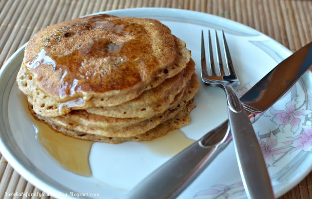 Oatmeal Cookie Pancakes | Yums! | Pinterest
