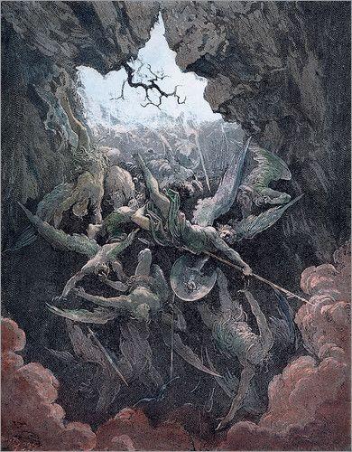 Paradise Lost Essay - Paradise Lost, John Milton (Literary