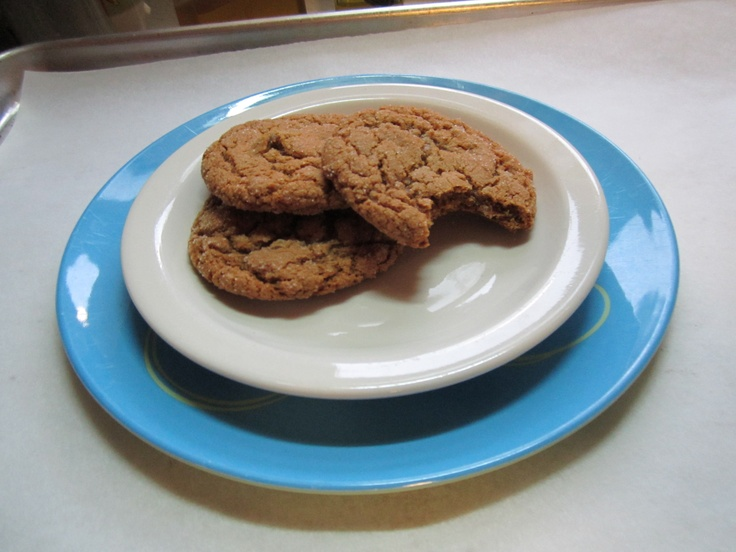 Yummy Double Ginger Cookies | Favorite Recipes | Pinterest