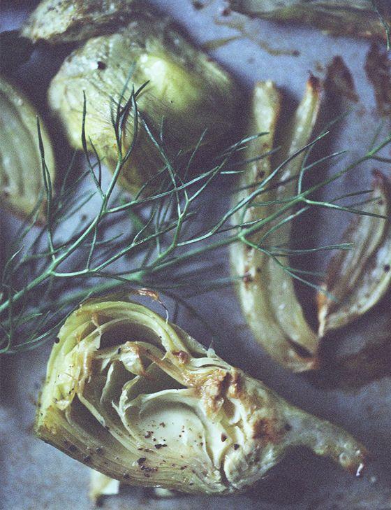 fennel & artichoke | Food Glorious Food | Pinterest