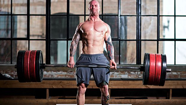 WATCH: The Bodyweight Workout To Fire-Up Your Fitness Today