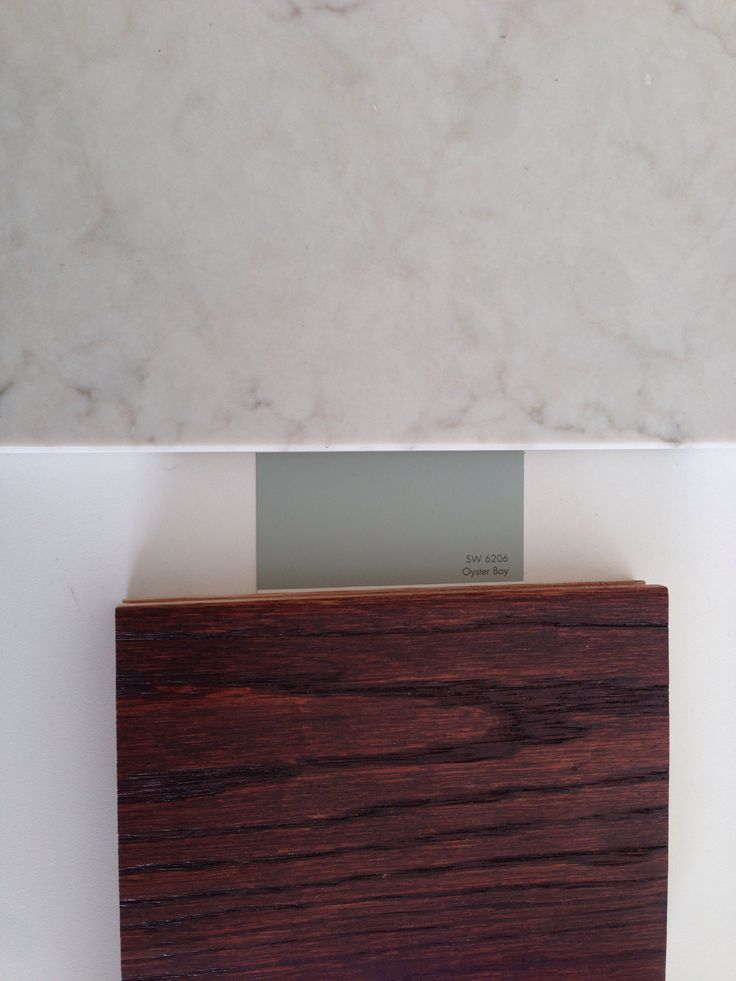 ... london grey quartz countertops, & sherwin Williams oyster bay paint
