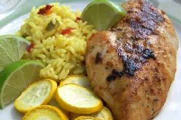 Spicy Garlic Lime Chicken | Recipes | Pinterest
