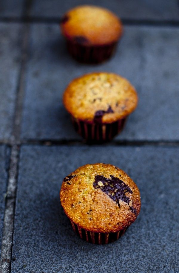 orange chocolate muffins. | Recipes: Baking | Pinterest