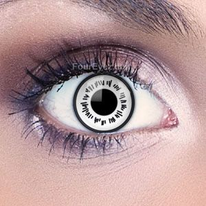 byakugan contact lenses for cosplay | anime crazy contact