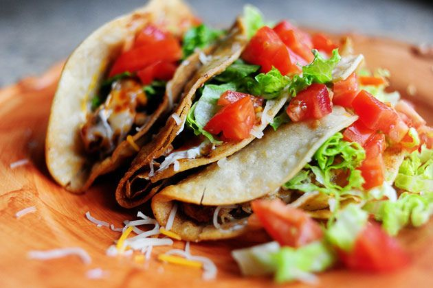 My Brother's Chicken Tacos | Recipe
