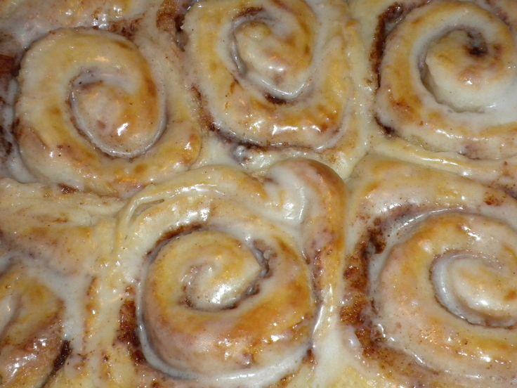 Pioneer woman cinnamon rolls breakfast pinterest