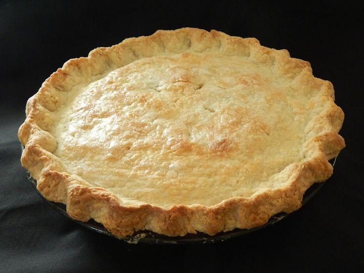 Shaker lemon pie, using the whole lemon...wonder if I could use ...