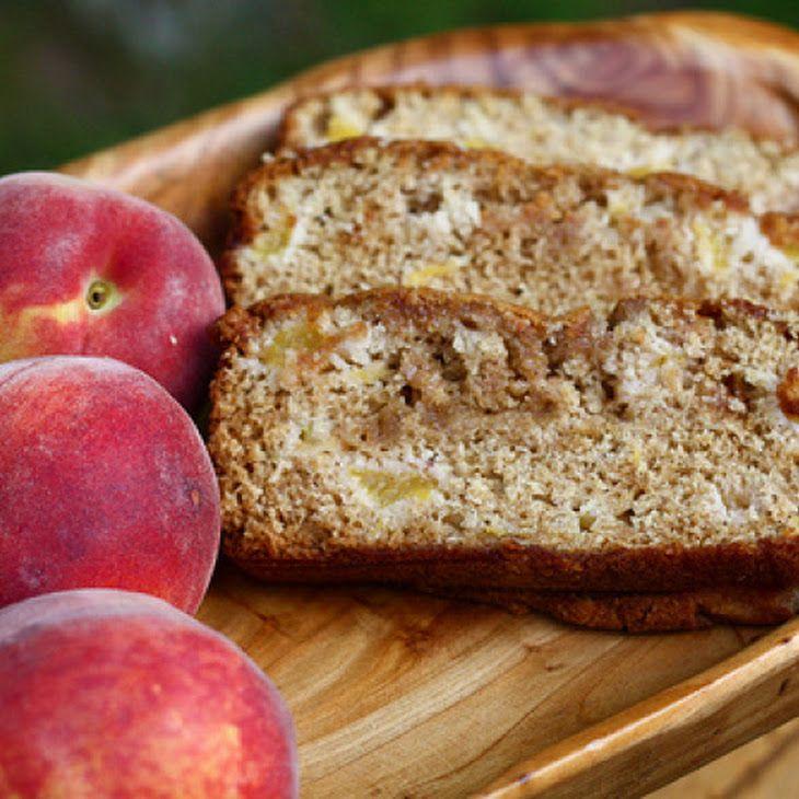Peach Bread | Food Porn | Pinterest