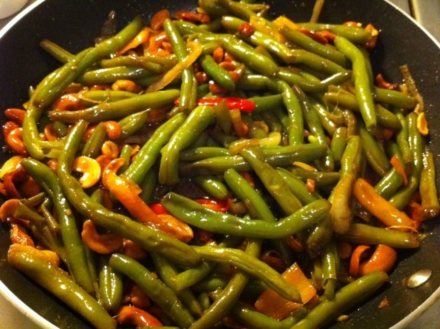 Delicious green beans! | All Things Food! | Pinterest